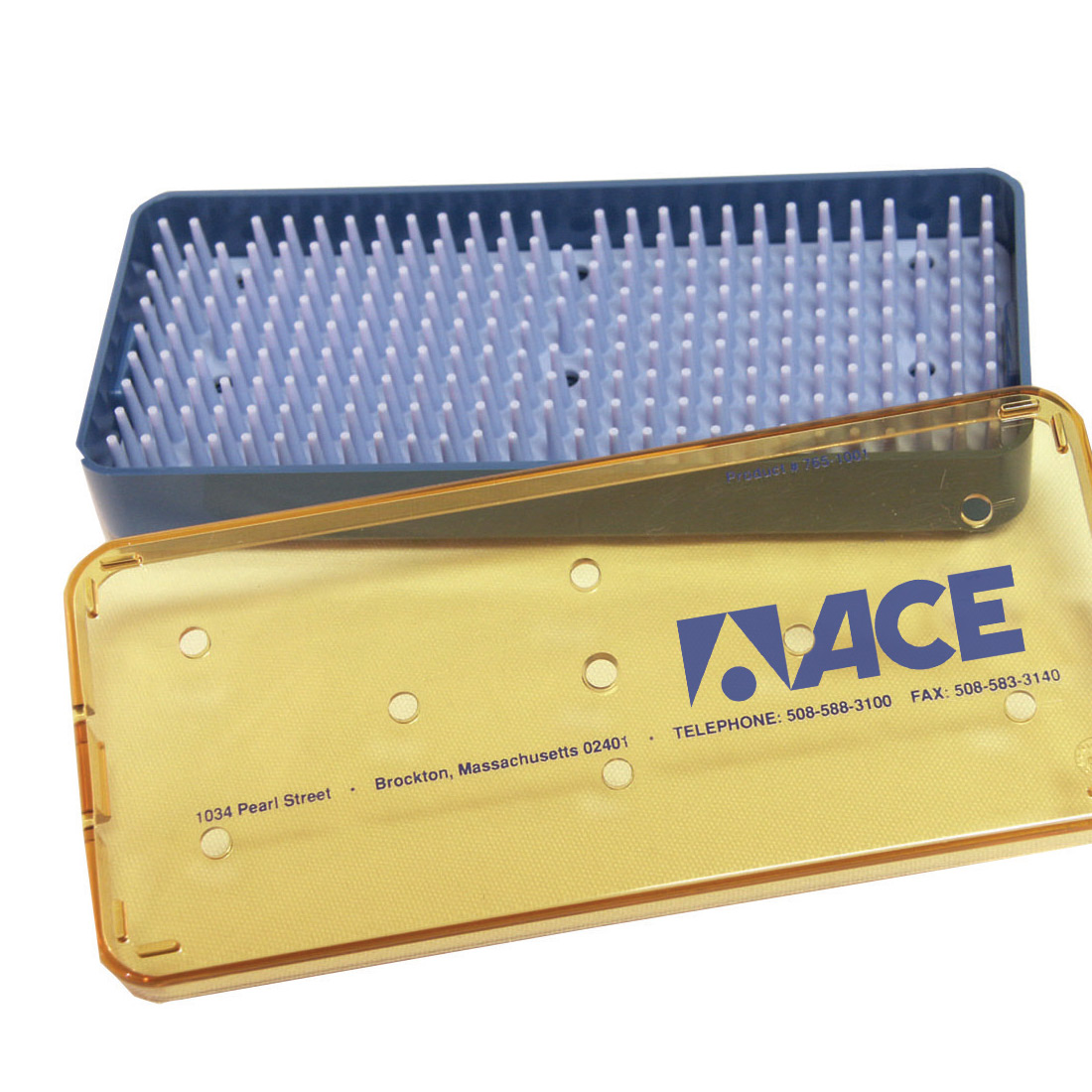 Ace Surgical Supply Co Inc Sterilization Tray